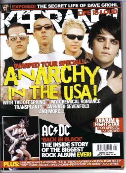 Piccolo Magazine http://en.blink182forever.com/news/672/travis-in-kerrang-magazine/
